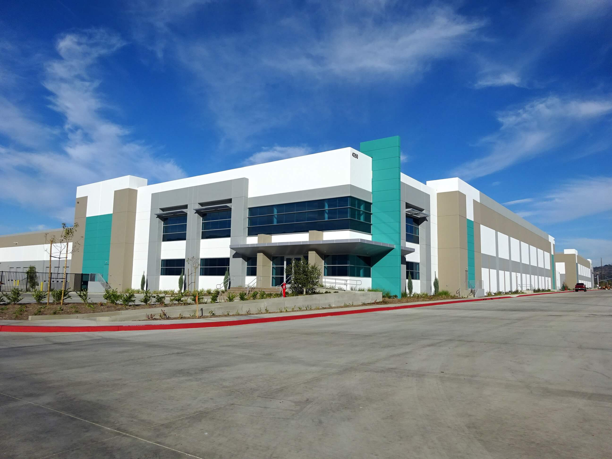 Beckman Business Center